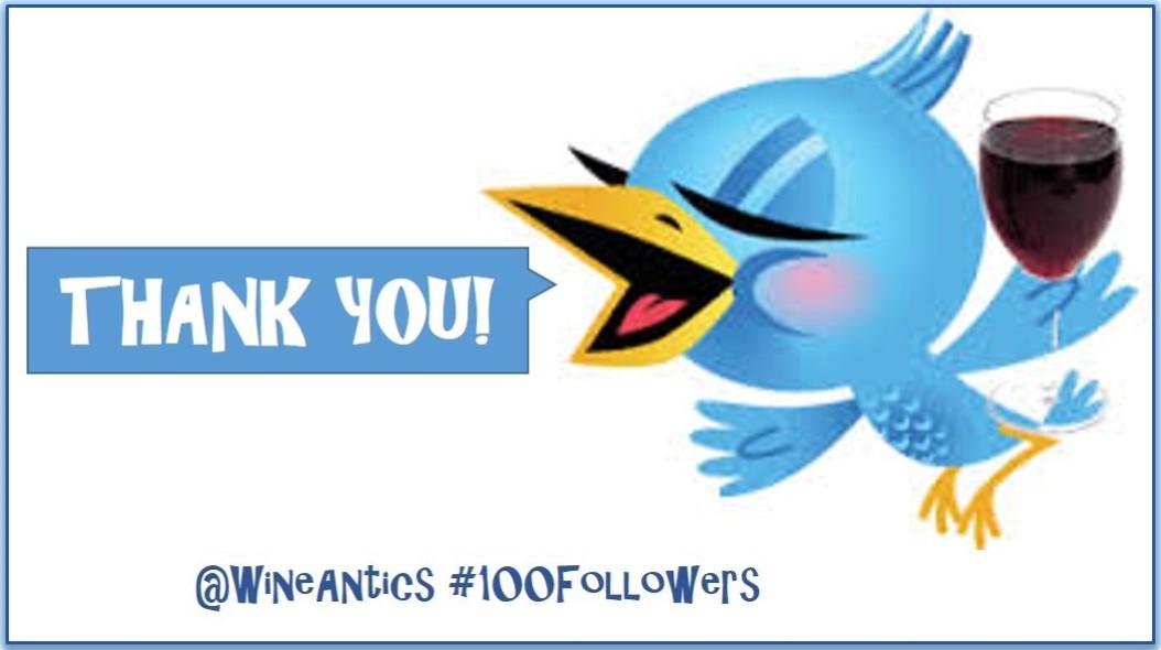 Twitter Milestone #100Followers😍😍