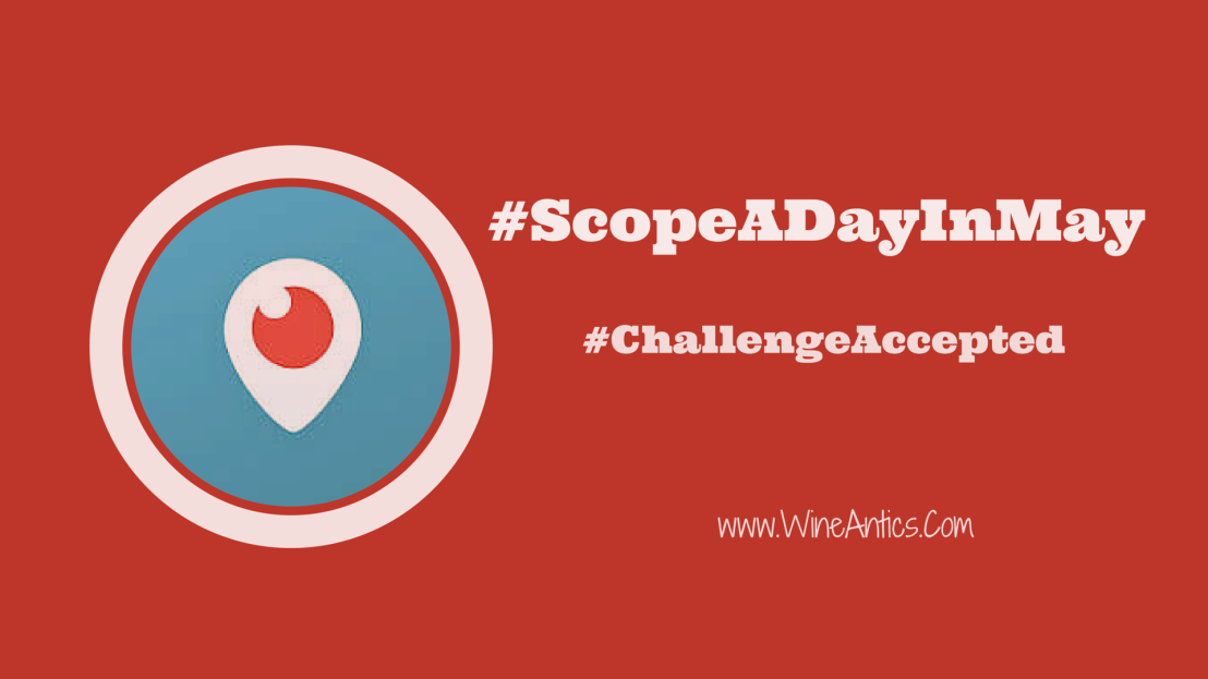 Scope a Day in May: Challenge Accepted!