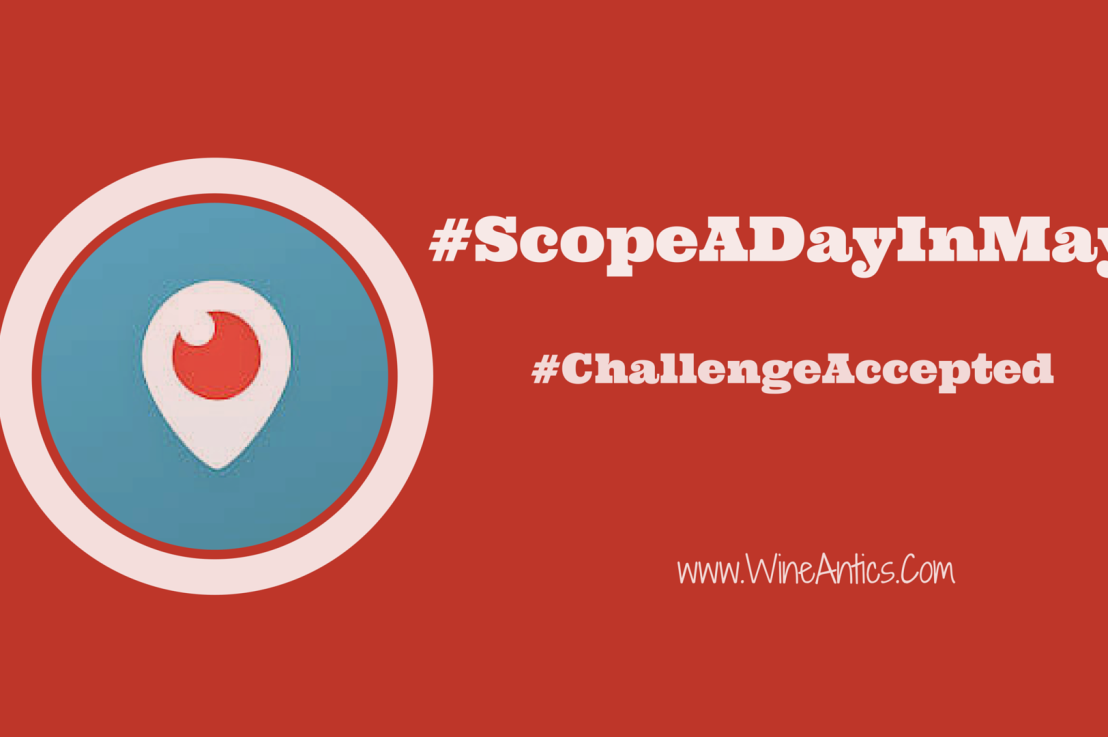 Scope a Day in May: ChallengeAccepted!
