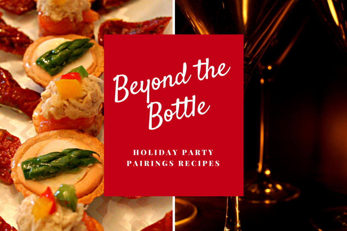 Beyond the Bottle: Holiday Party Pairings Live Show